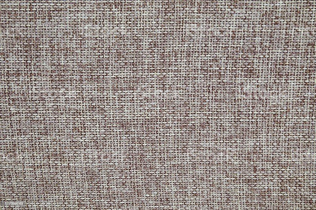 Closeup old cotton fabric royalty-free stock photo