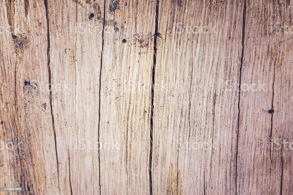 Closeup old wood texture background,vintage effect royalty-free stock photo