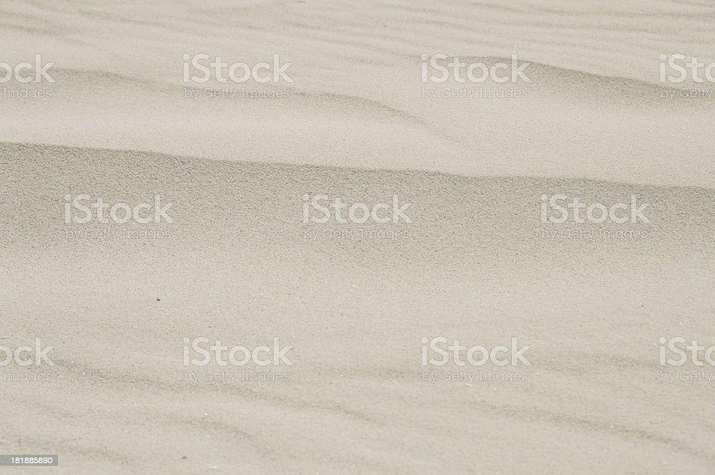 Close-up sand beach royalty-free stock photo