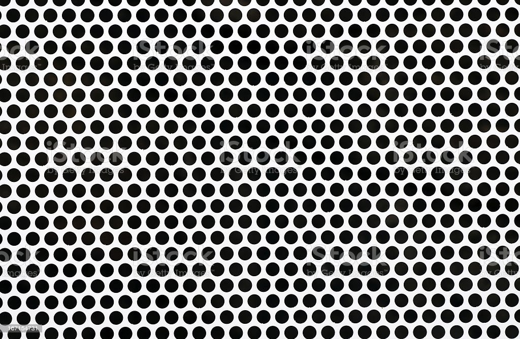 closeup steel mesh, background with copy space royalty-free stock photo