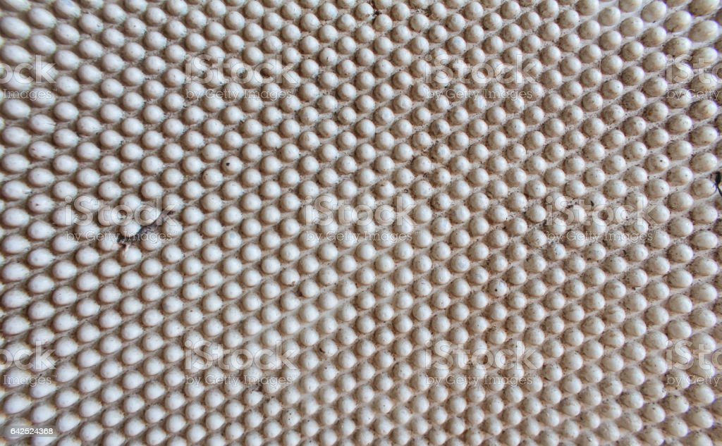 close-up steel Rolling rubber back ground stock photo