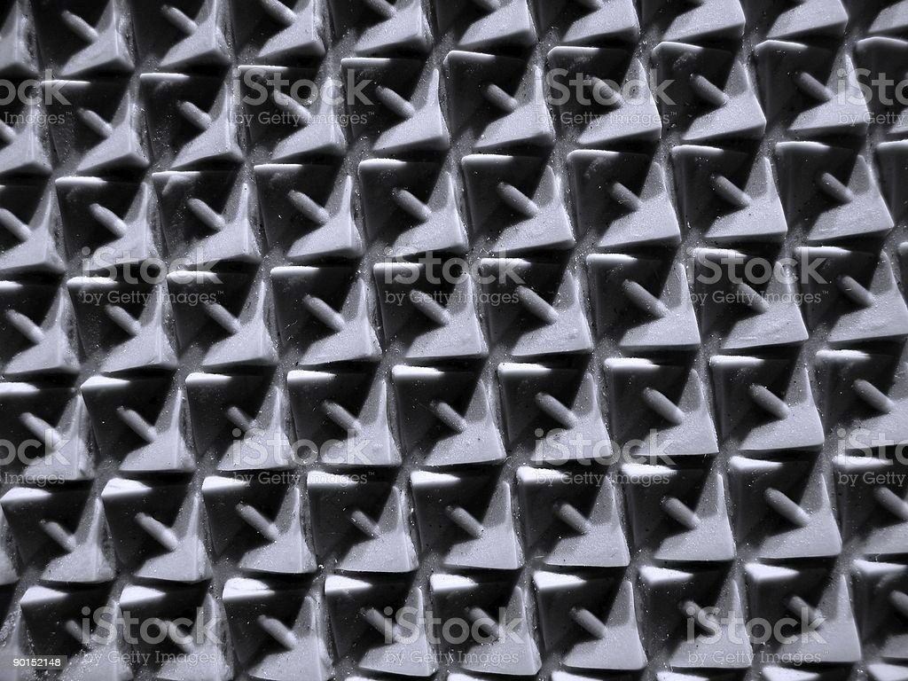 Closeup View of Shoe Sole stock photo