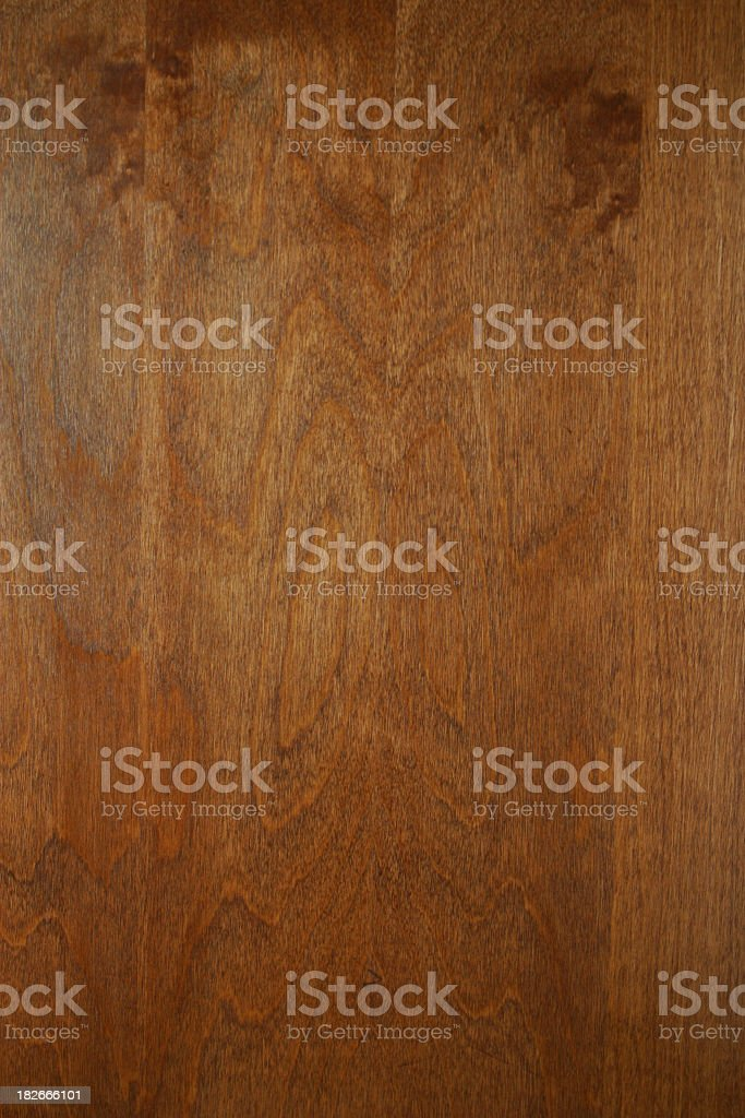 Close-up view Pattern of wood grain royalty-free stock photo