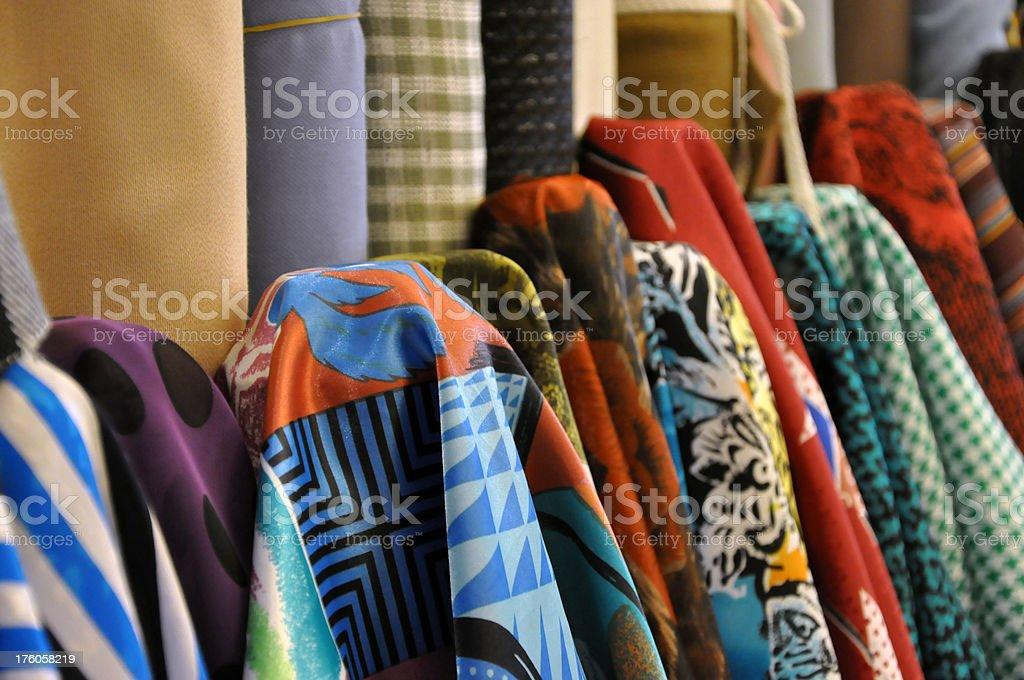 Cloth Wholesale / Retail stock photo
