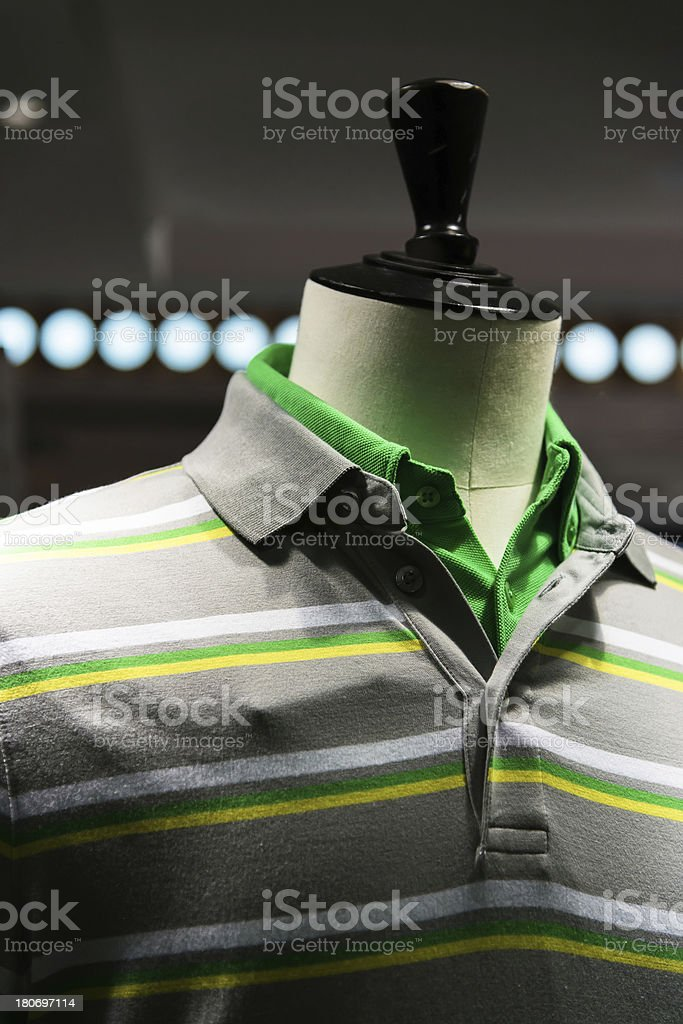 Clothes shop royalty-free stock photo