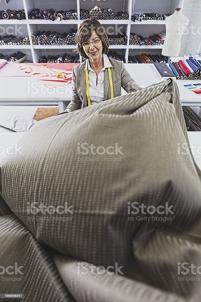 Clothier stock photo
