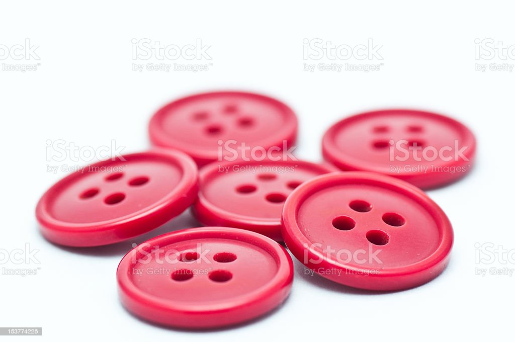 Clothing button royalty-free stock photo