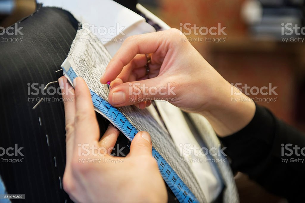 clothing design stock photo