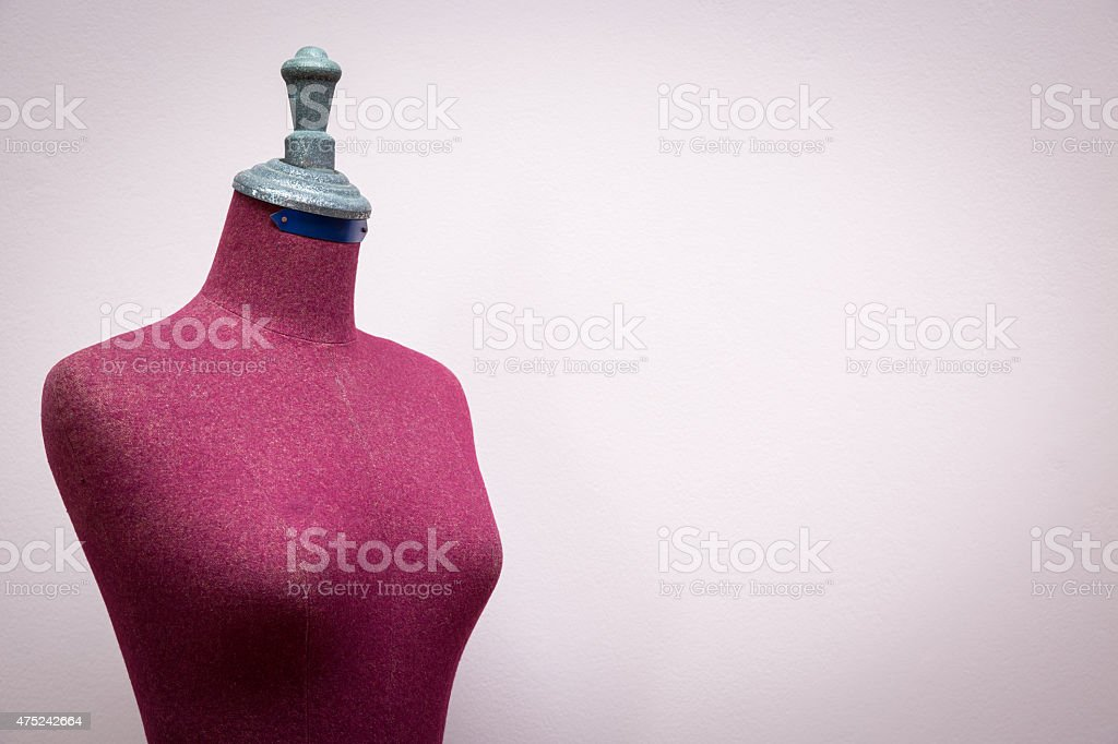 Clothing mannequin stock photo