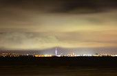 Cloud Bank Over Spinnaker Tower