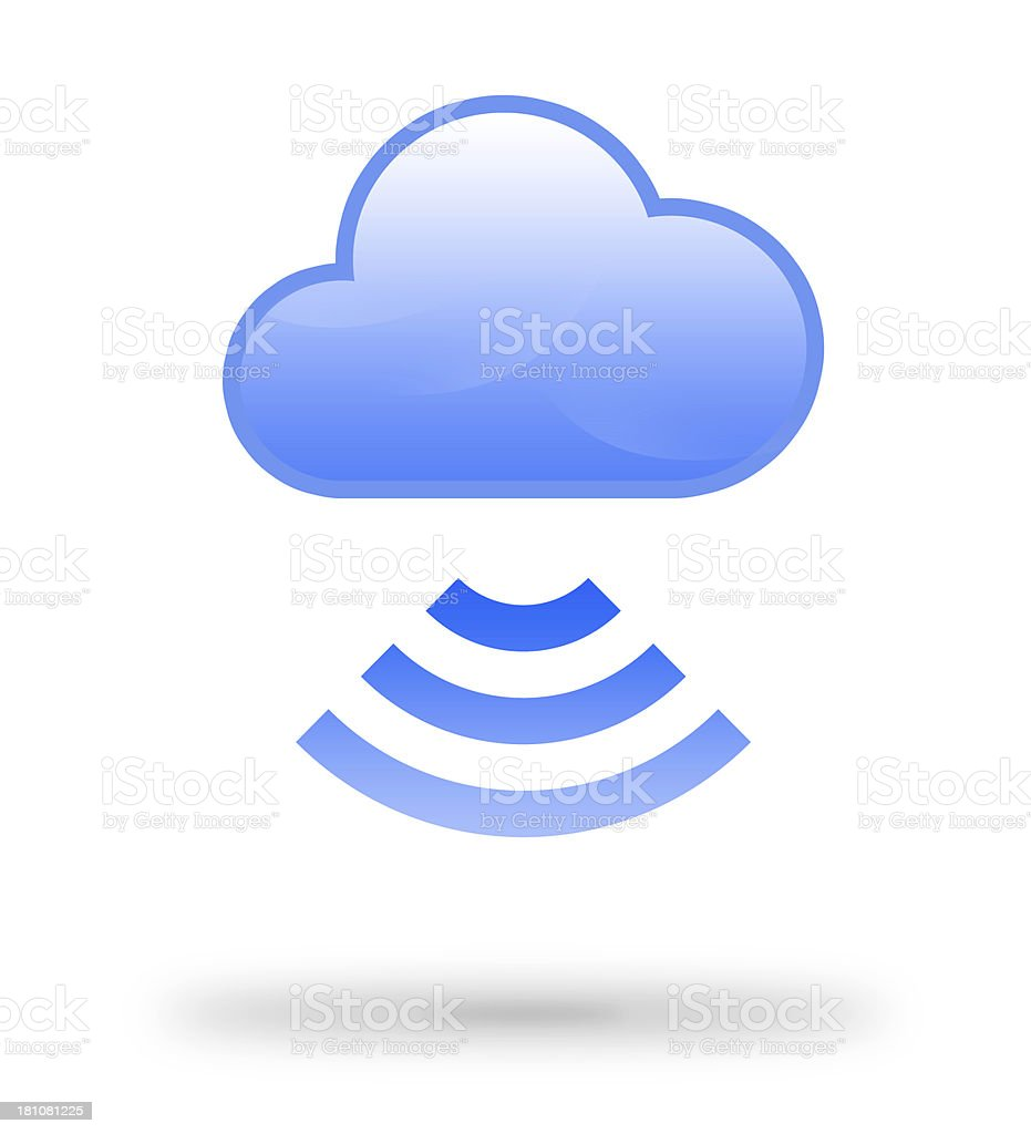 Cloud Computing (Click for more) stock photo