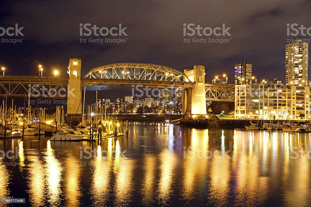 Cloud Cover and Night royalty-free stock photo