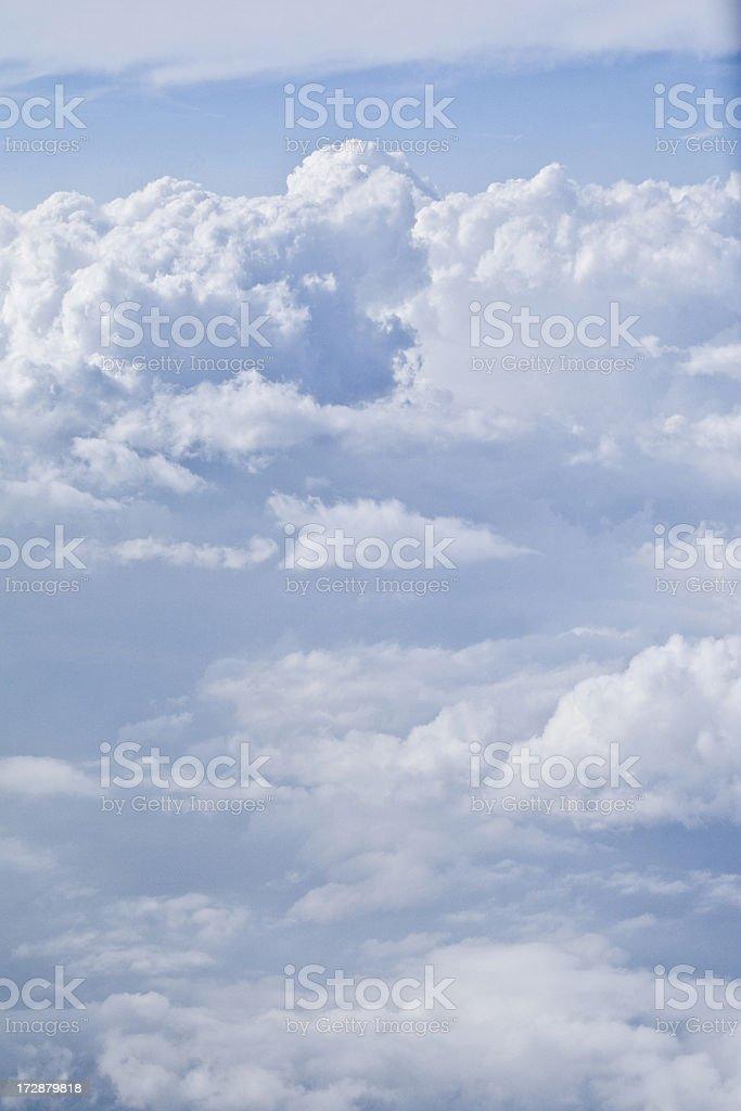 Cloud series royalty-free stock photo