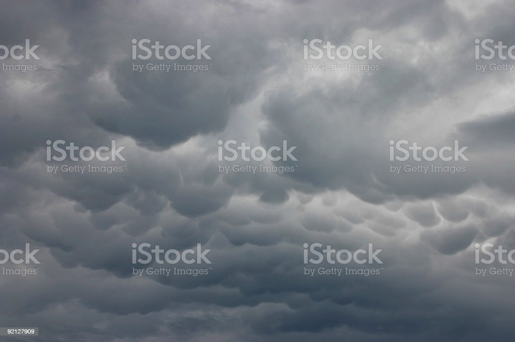 Cloud, Storm, Cumulous clouds, Grey Sky royalty-free stock photo