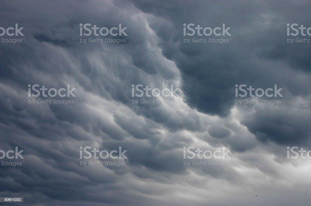 Cloud, Storm, Cumulous clouds, Grey Sky stock photo