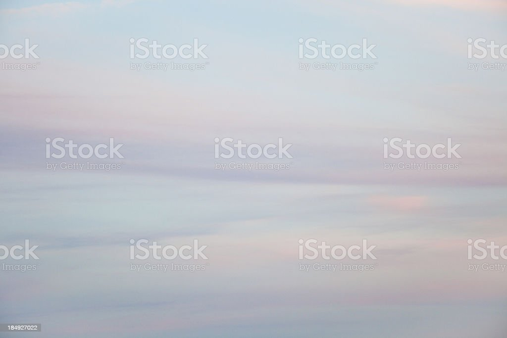 Cloud Texture royalty-free stock photo