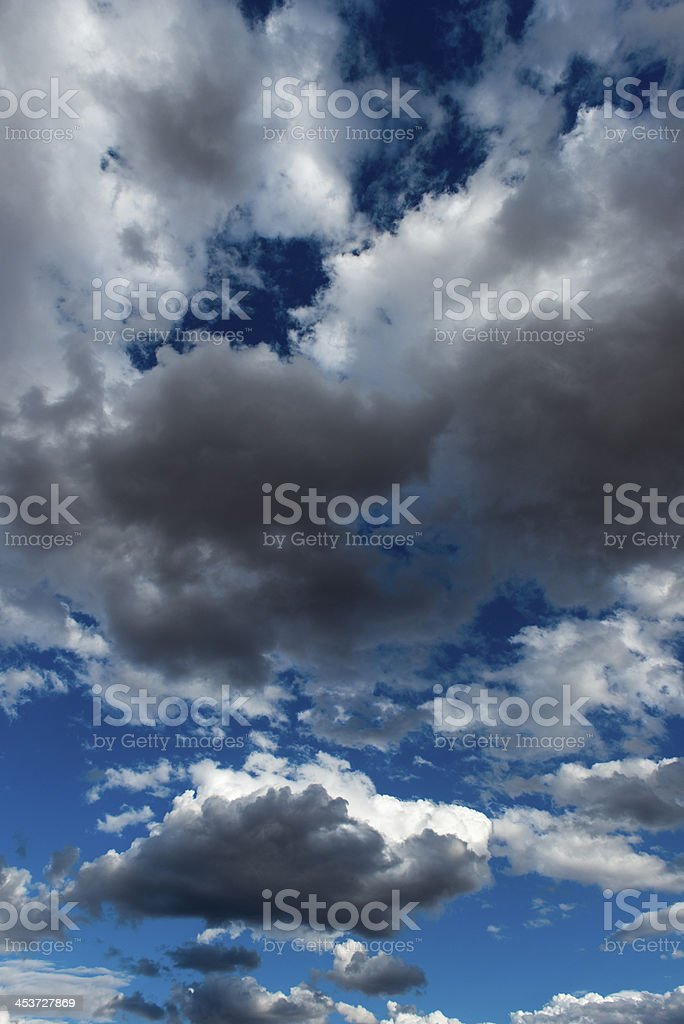 Cloud View royalty-free stock photo