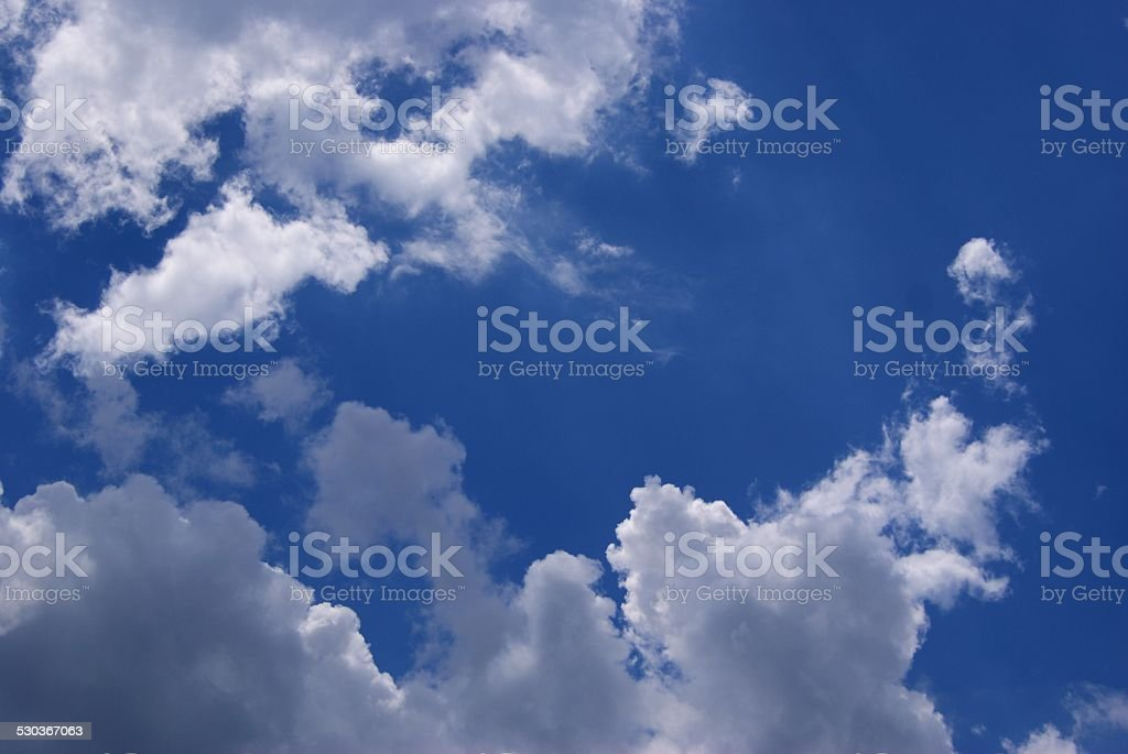 Clouded Movement royalty-free stock photo