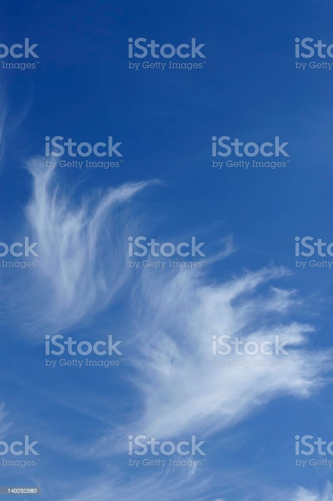 Cloudformation royalty-free stock photo