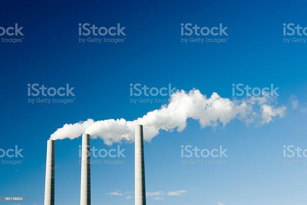Cloudmaker stock photo