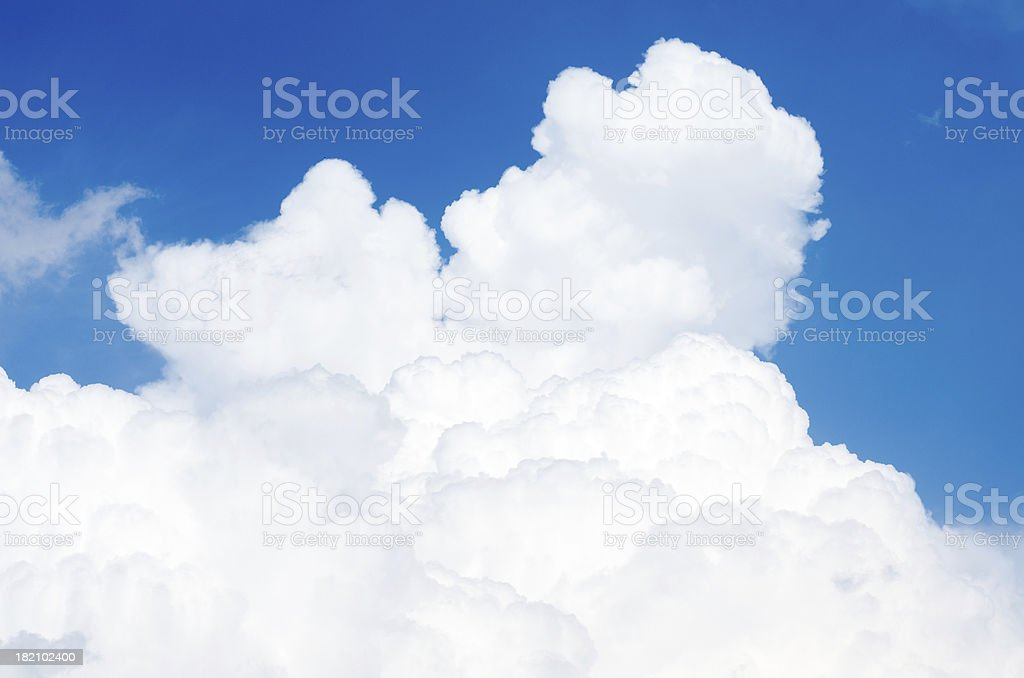 clouds 2 royalty-free stock photo