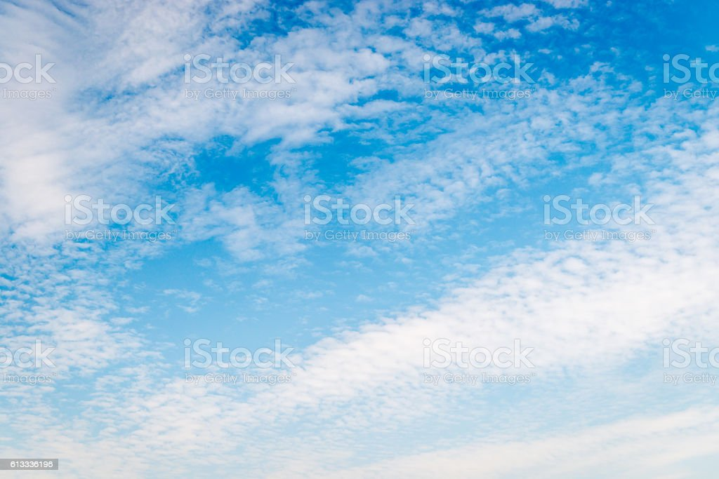 Clouds, beautiful background or overlay stock photo