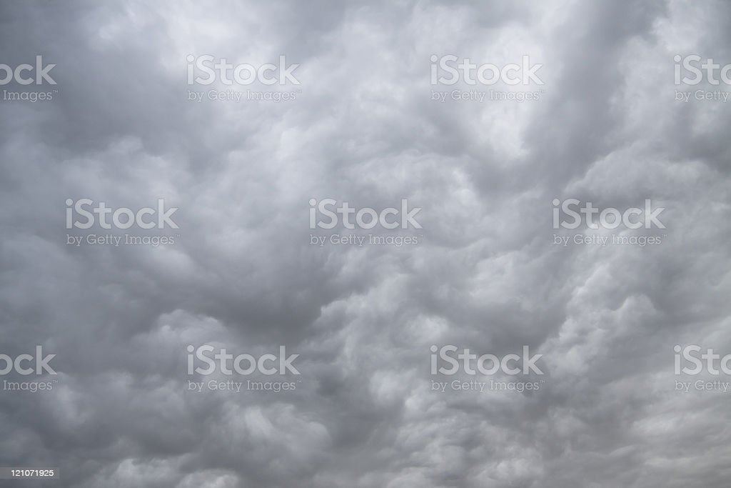 Clouds on Sky, Nature Background royalty-free stock photo