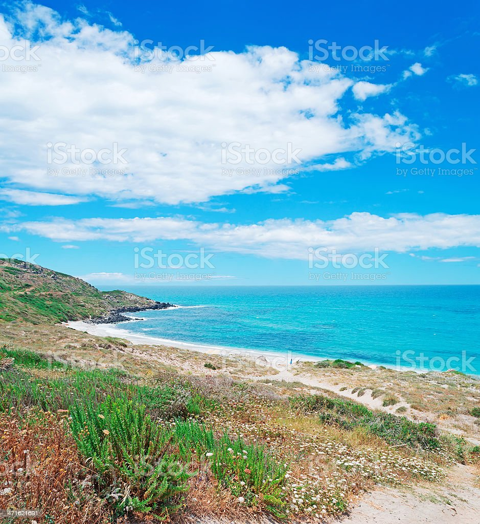 clouds over san giovanni royalty-free stock photo