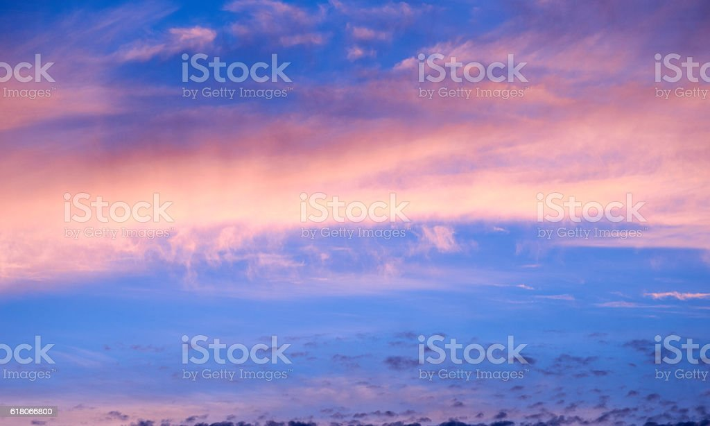 clouds texture stock photo