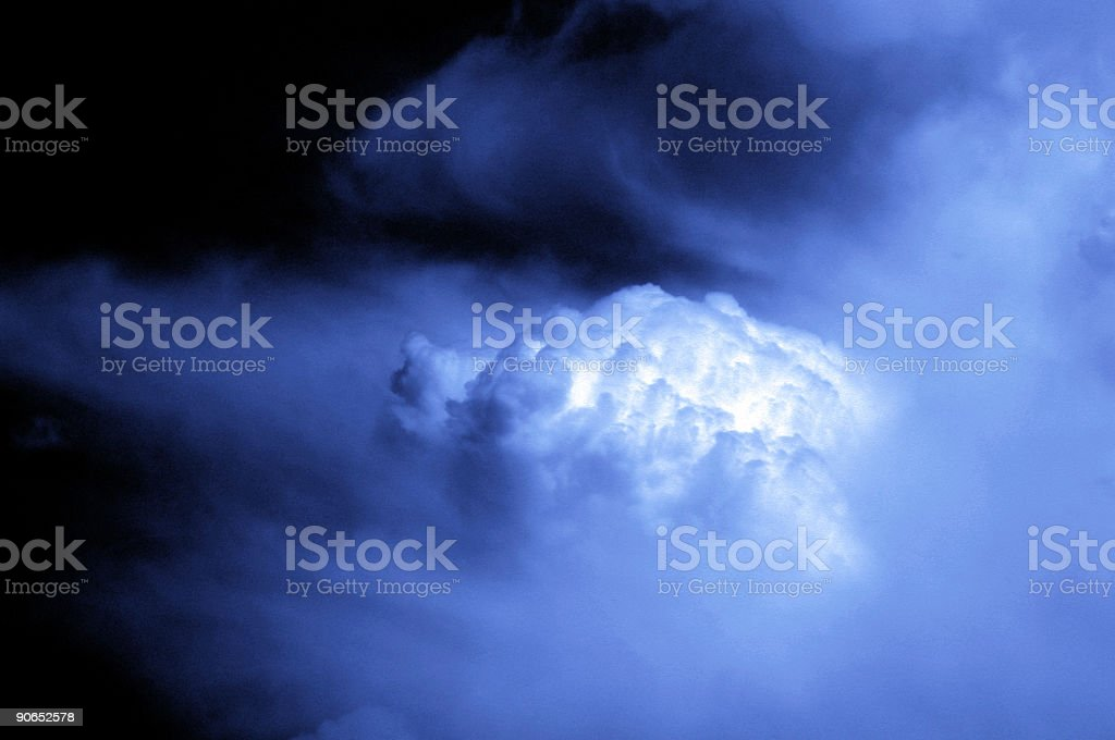 clouds2 royalty-free stock photo