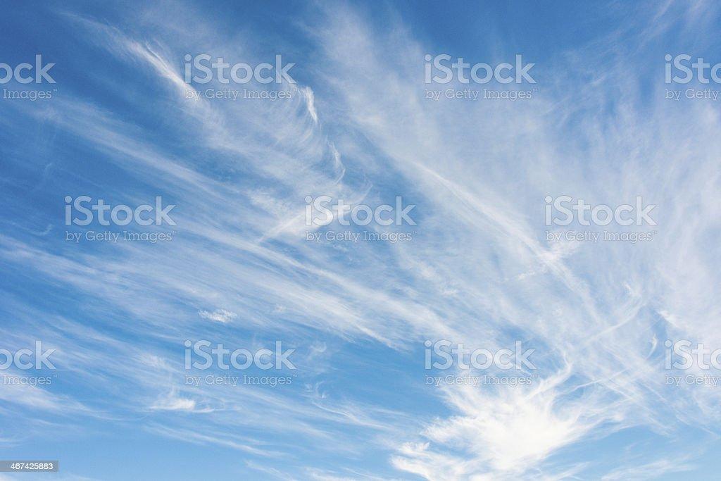 Cloudscape foto royalty-free