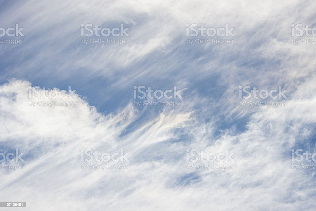 Cloudscape foto royalty-free