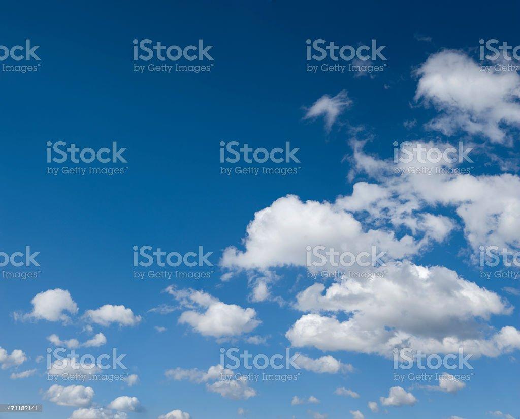 Cloudscape (image size XXXL) stock photo