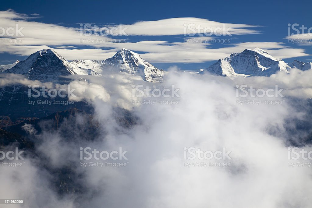 Cloudy day royalty-free stock photo