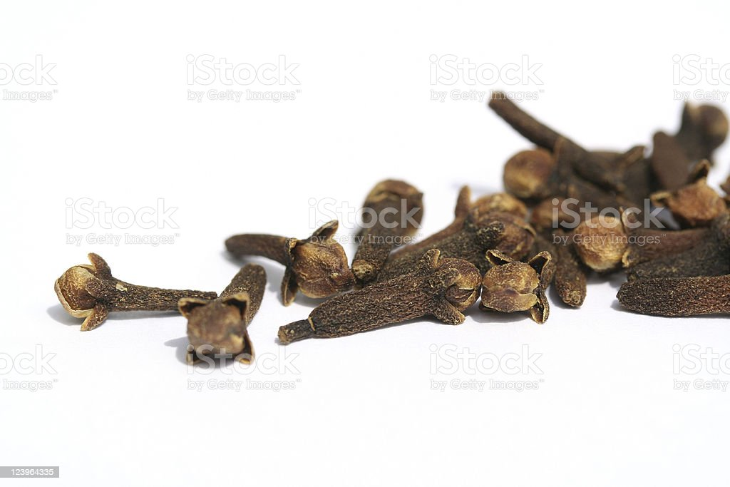 Cloves royalty-free stock photo