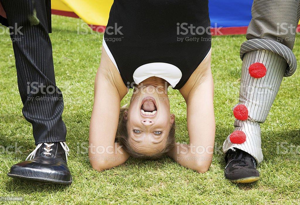 Clowning Around stock photo