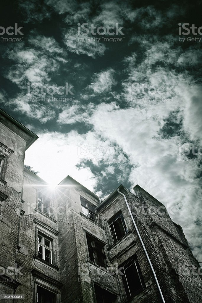 Cl?rchens Ballhaus royalty-free stock photo