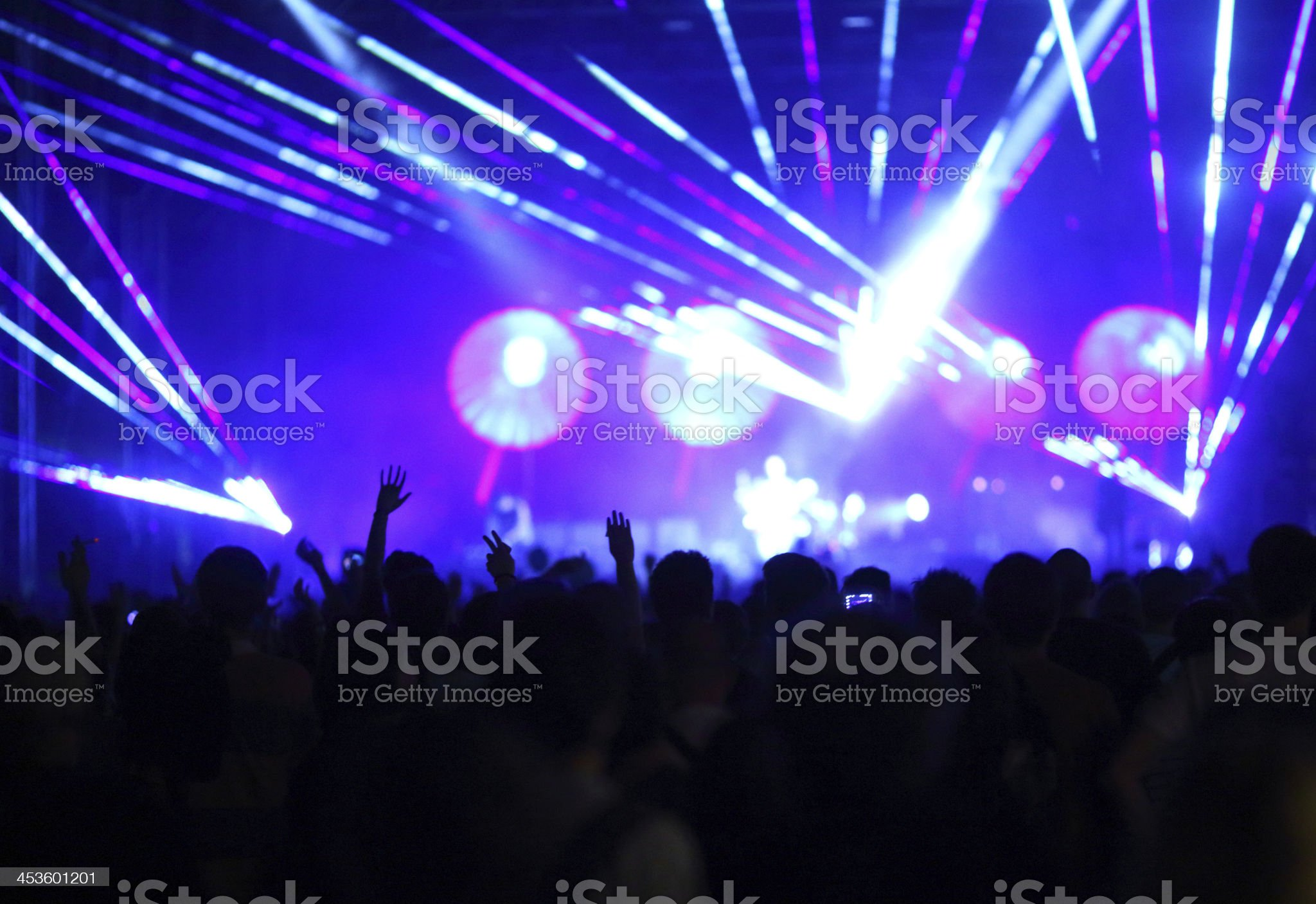Clubbing. royalty-free stock photo