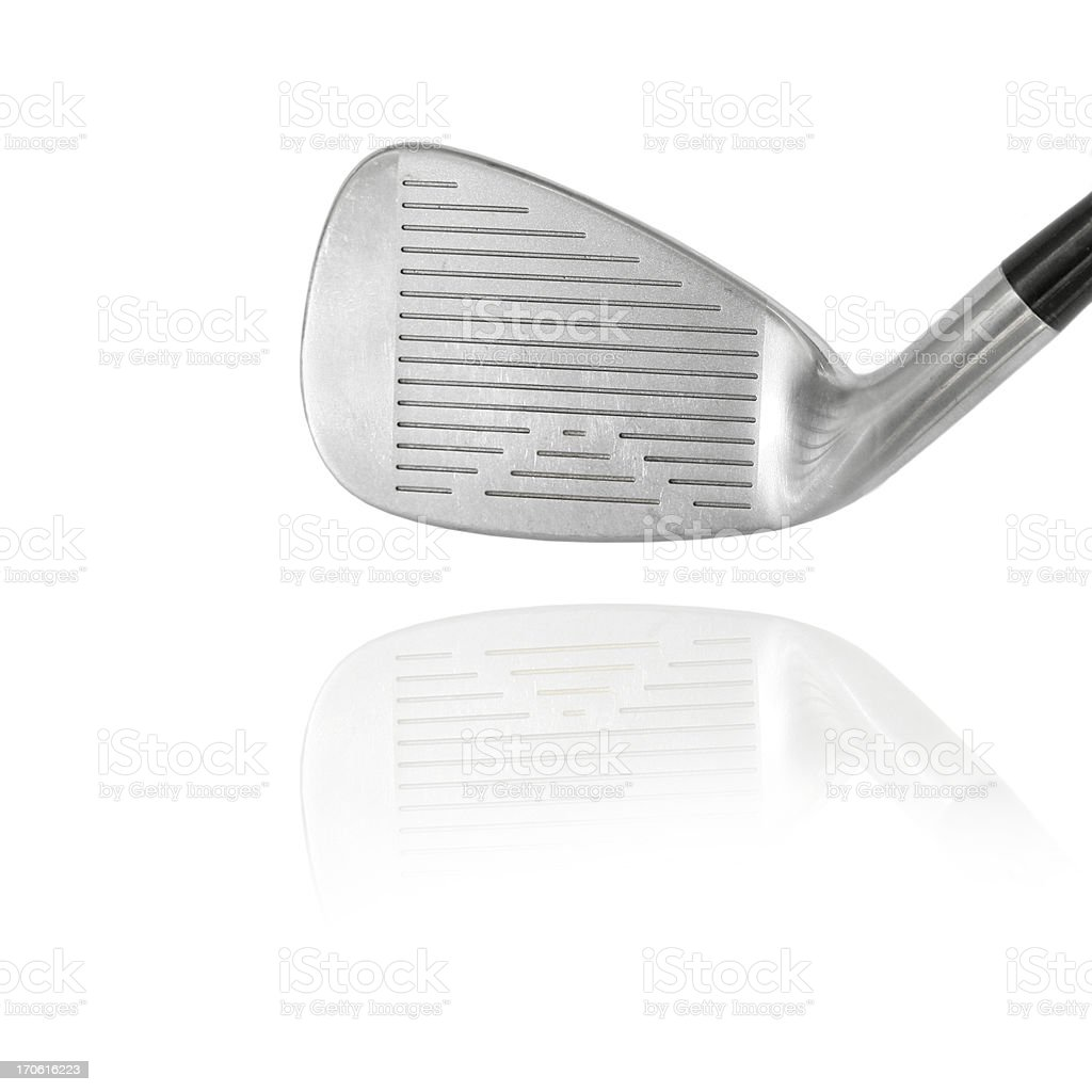 clubhead royalty-free stock photo
