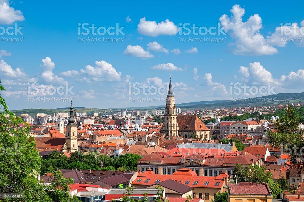 Cluj Napoca, Romania stock photo