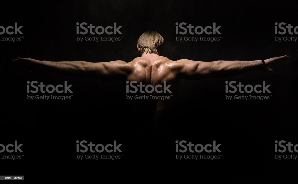 trainer royalty-free stock photo