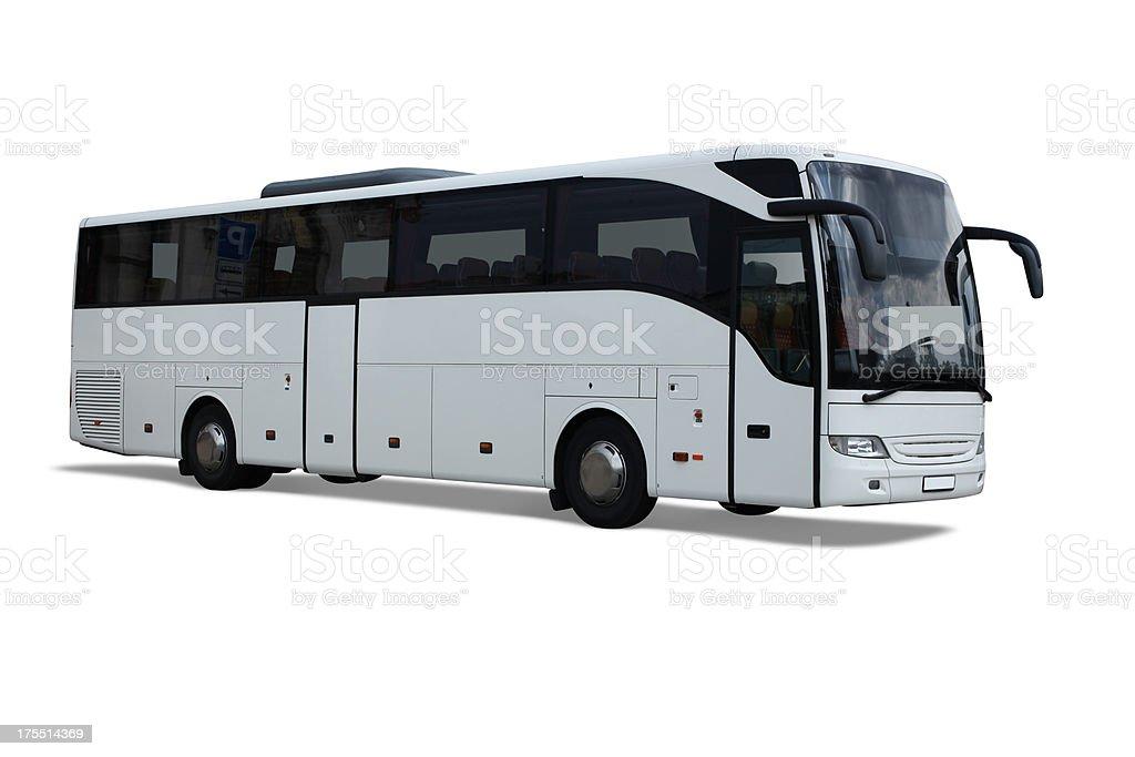 Coach royalty-free stock photo