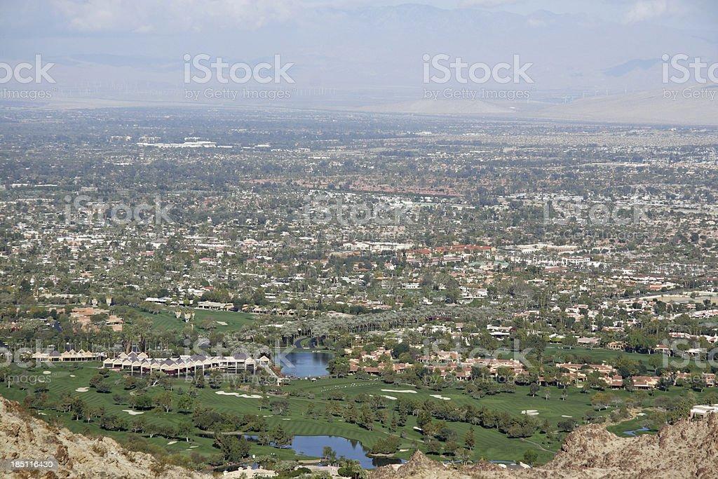 Coachella Valley royalty-free stock photo