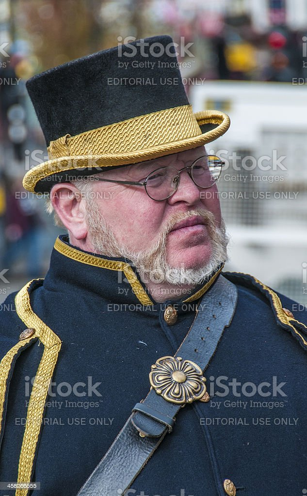 coachman royalty-free stock photo