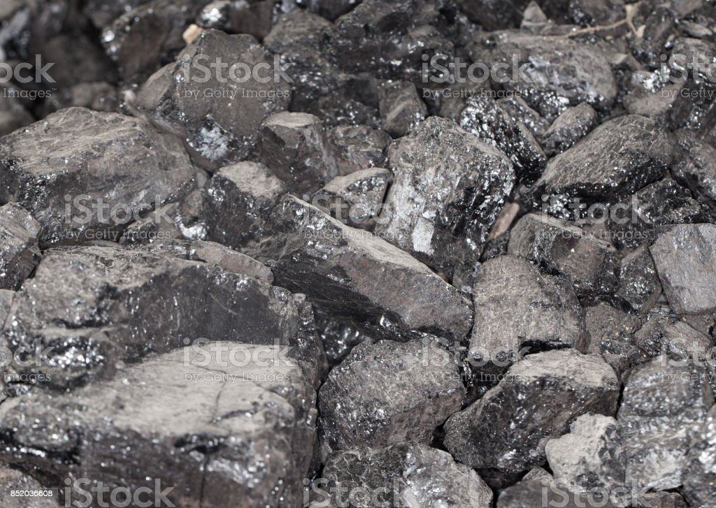 coal as a background stock photo
