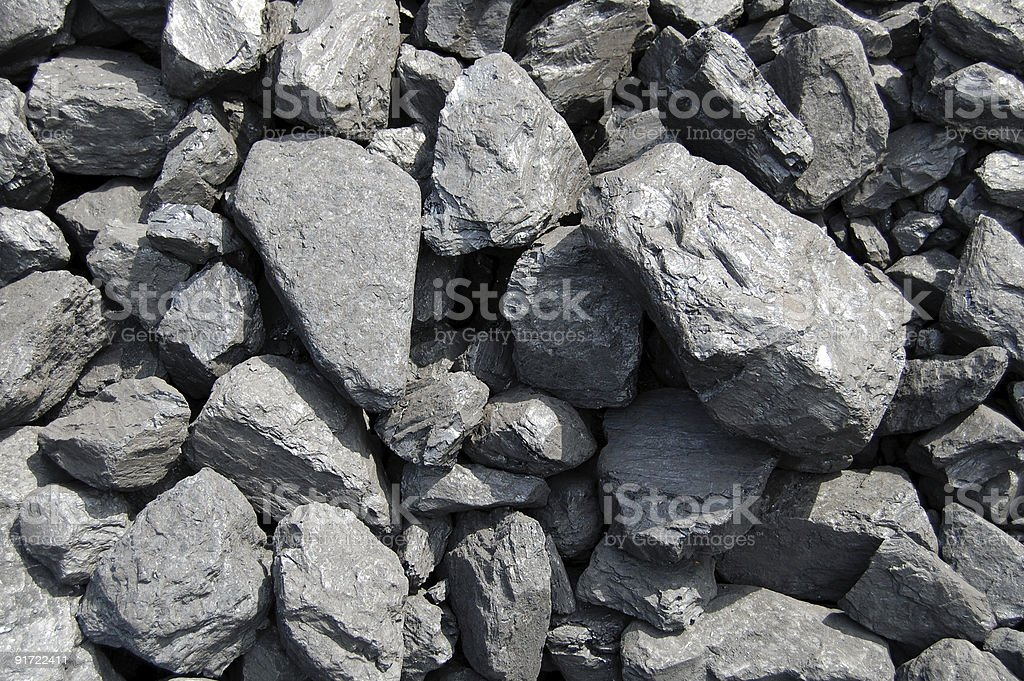 coal for salle royalty-free stock photo