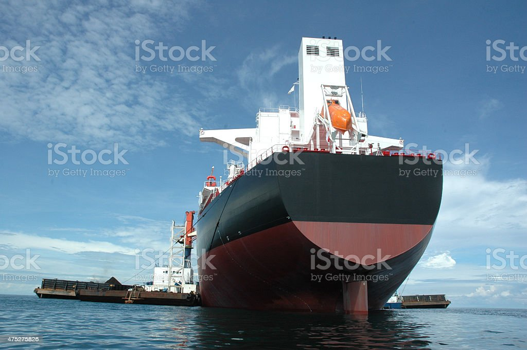 coal ondustry stock photo