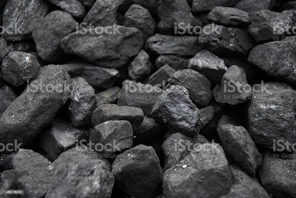 Coal royalty-free stock photo