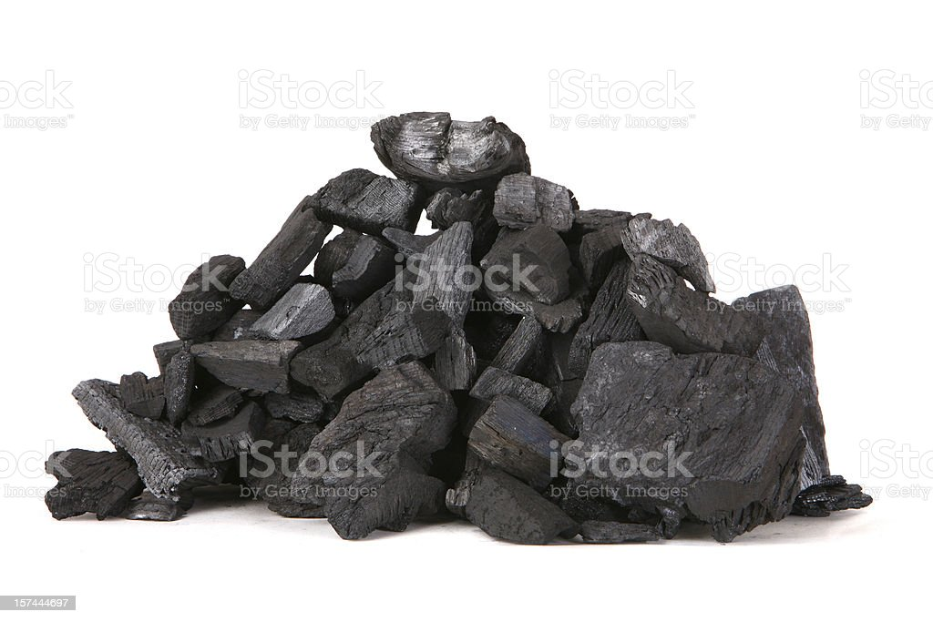 Coal stock photo