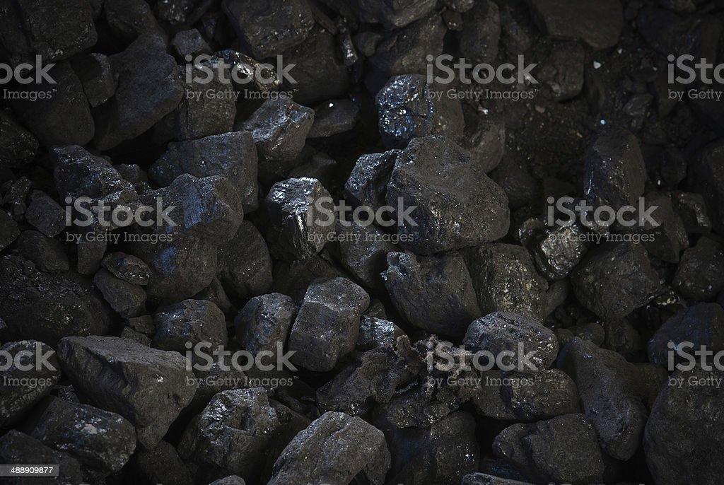 Carbón foto de stock libre de derechos